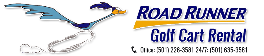 Road Runner Golf Cart Rental